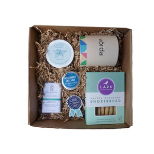 Soothing Self Care Gift Box