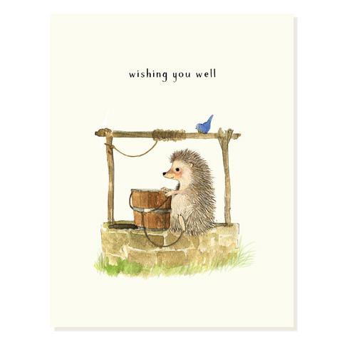 Well Wishes Card - FD2