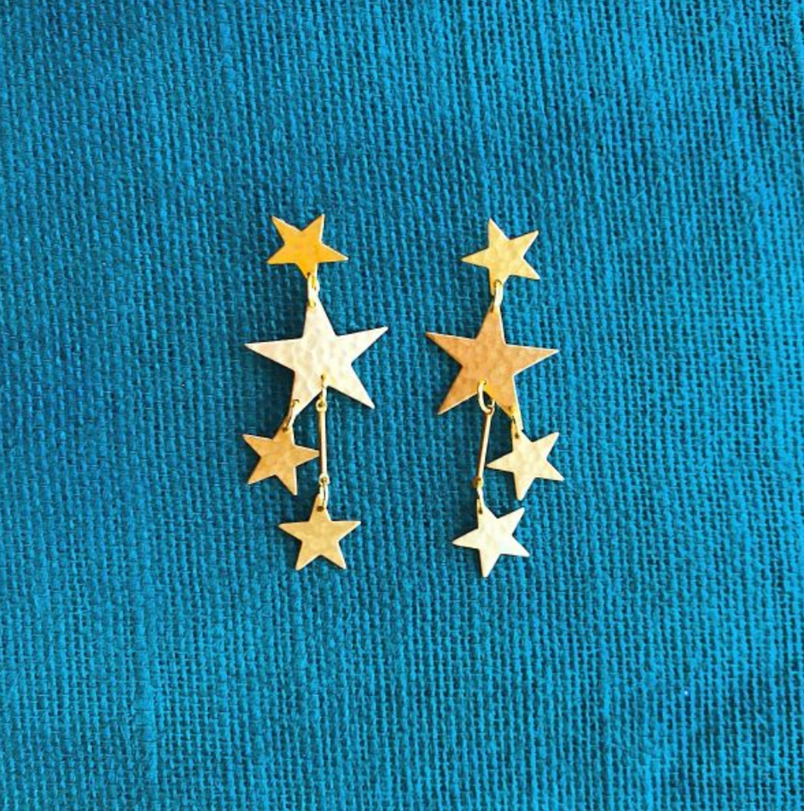 Little Galaxy Earrings
