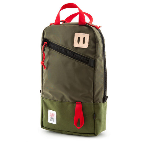 Topo Designs Trip Pack Olive