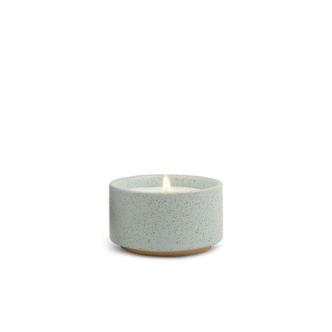 Eucalyptus and Sage Mint Mesa Short Candle