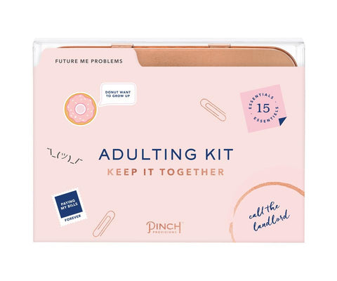 Adulting Kit