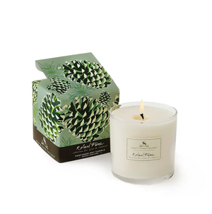 Pine Single Wick Candle