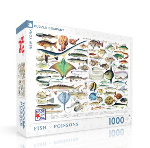 Fish Jigsaw Puzzle