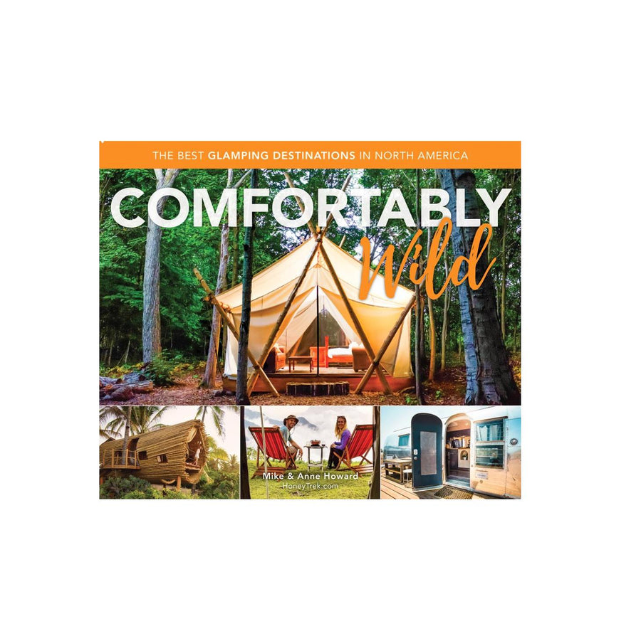 Comfortably Wild Book