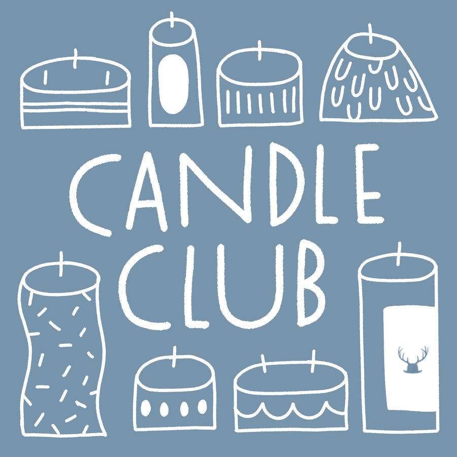 Common Deer Candle Club Membership