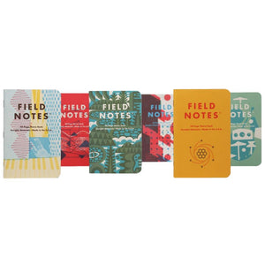 Field Notes x Wilco Notebooks - Box Set of 6