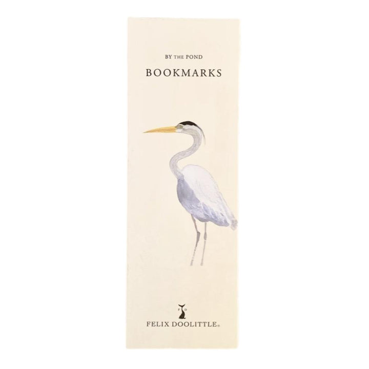 Bookmarks Set - By the Pond
