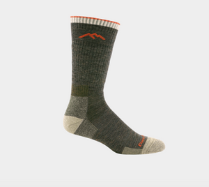 Men's Merino Wool Hiker Boot Sock - Olive