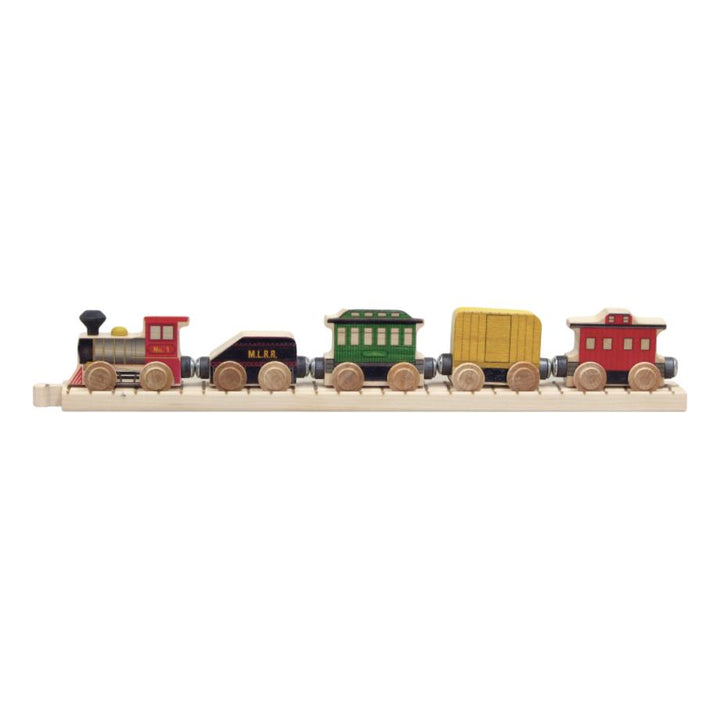 Classic Train 5 Car Set