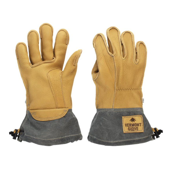 Uphill Skier Goatskin Leather Glove