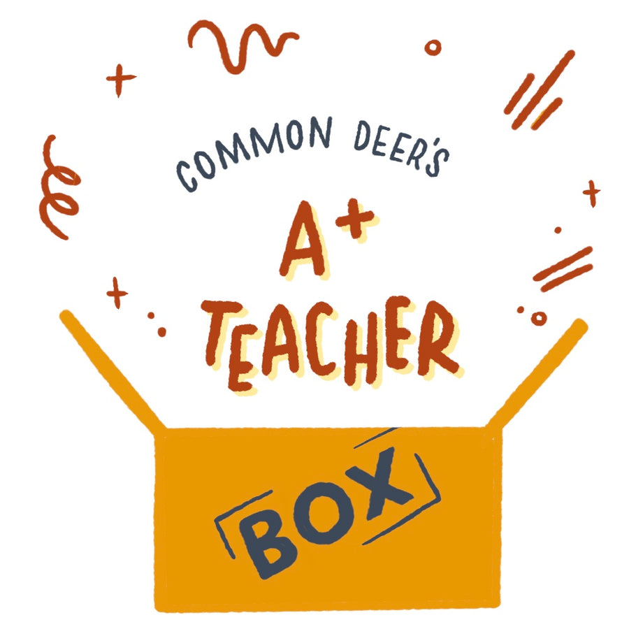 """A+ Teacher"" Custom Gift Box"