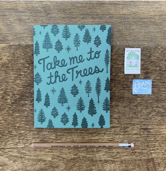 Take Me to the Trees Journal