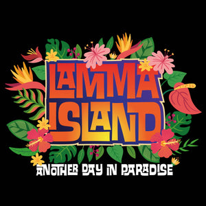 LAMMA CARTOON (Paradise)