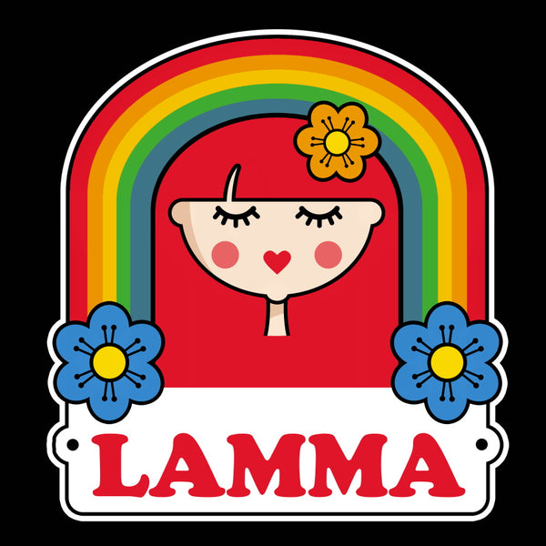 LAMMA (Kawaii Rainbow Hair)
