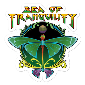 "SOT 'Dragonfly' - 5"" X 5"" STICKER"