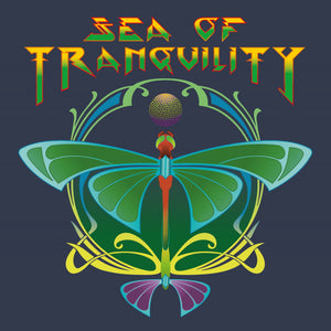 SoT 'Dragonfly' - T shirt (Navy)