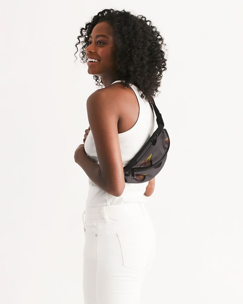 Figs and Berries Crossbody Sling Bag