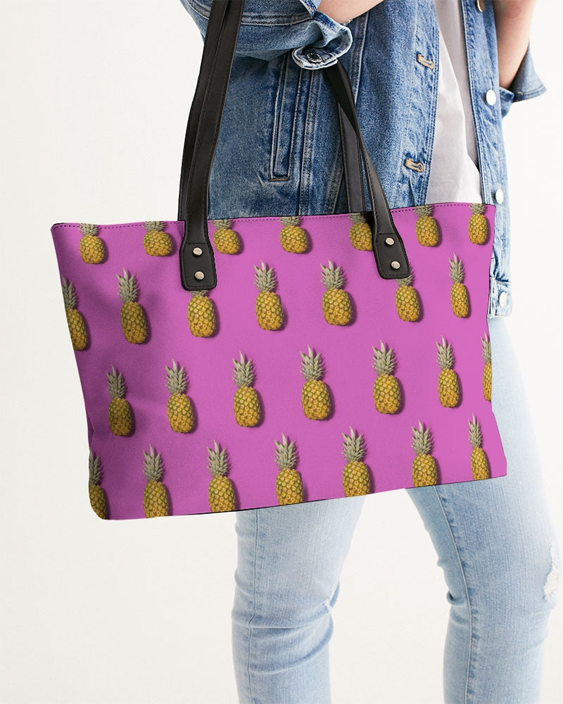 Tropical Pineapple Stylish Tote