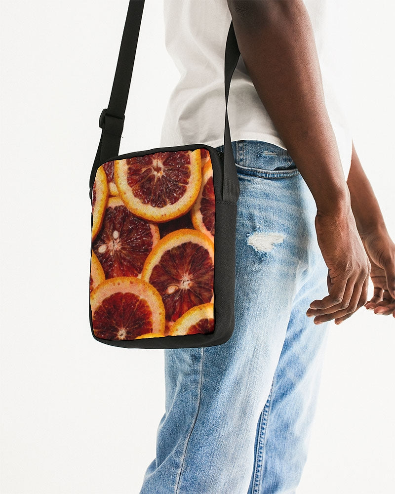 Blood Oranges Messenger Pouch