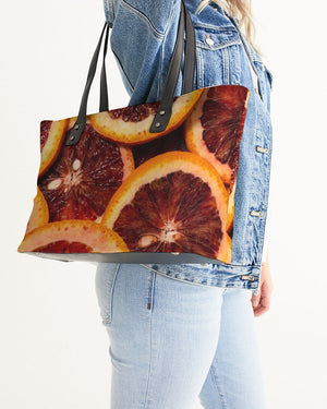 Blood Oranges Stylish Tote