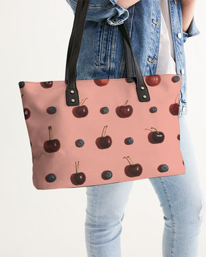 Summer Berries Stylish Tote