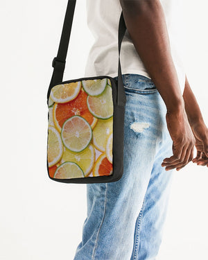 Mixed Citrus Messenger Pouch