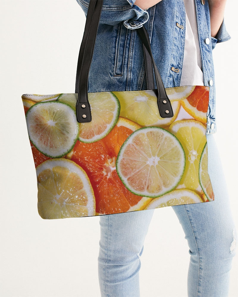 Mixed Citrus Stylish Tote