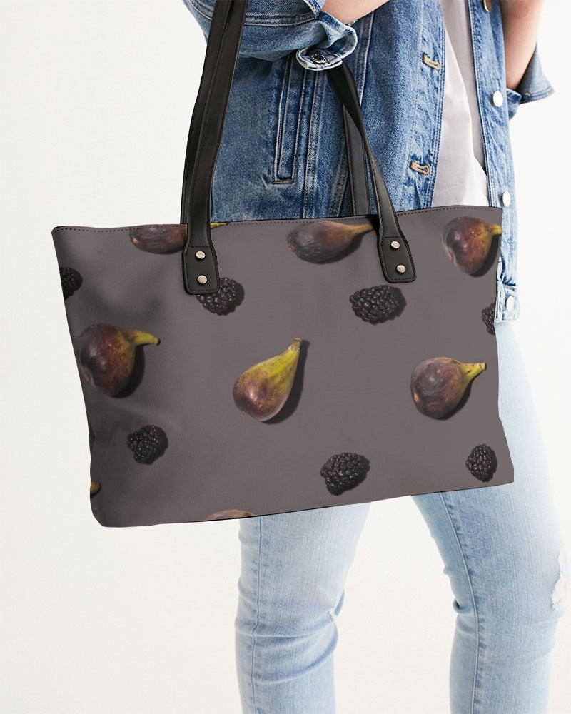 Figs and Berries Stylish Tote