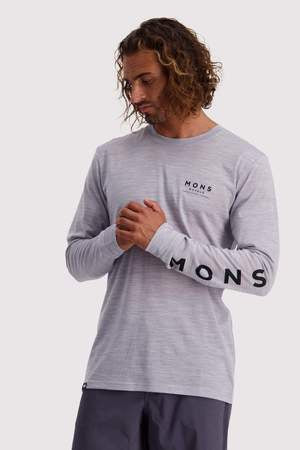Mons Royale Icon LS Mens