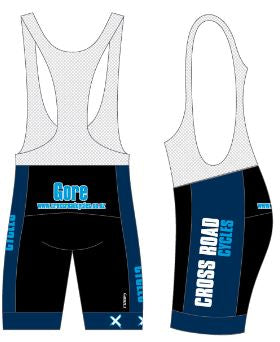 CRC 19 Mens Race Elite Bib Shorts