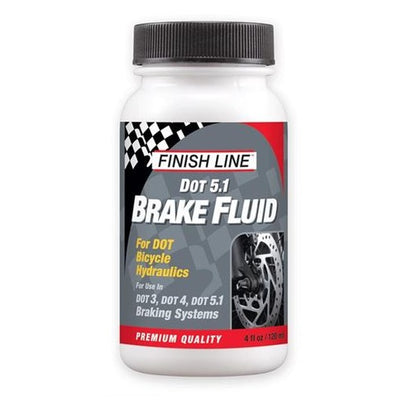 Finish Line Dot 5.1 Brake Fluid 120mls