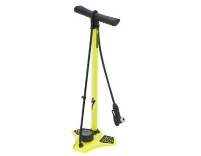 Specialized Air Tool HP Floor Pump Yellow