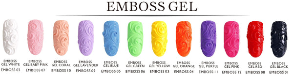 emboss gel polish bluesky nail gel carving gel paint