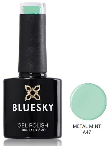 a47 Pastel Mint Blueskygel