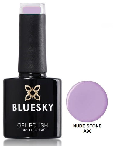 A90 bluesky gel nail polish