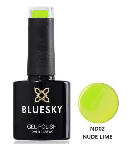 Nude Bluesky Gel Polish UV LED Nail Gel