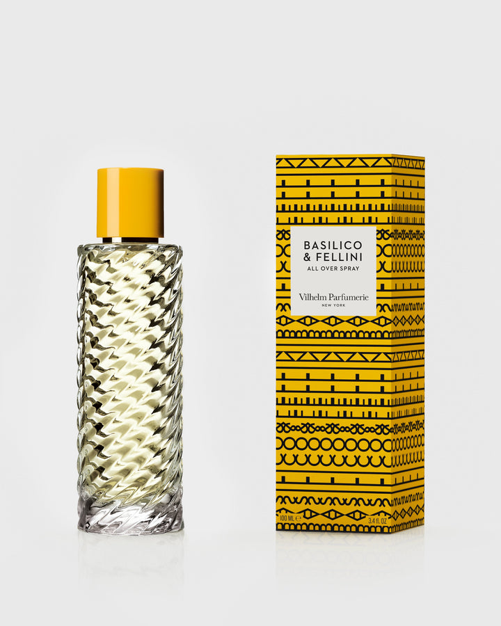 ALL OVER SPRAY BASILICO & FELLINI - Vilhelm Parfumerie