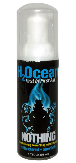 Nothing Pain Green Foam 1.7 oz. - H2Ocean