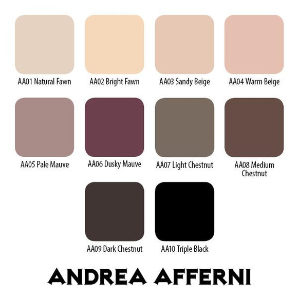 Andrea Afferni Set 1 oz.