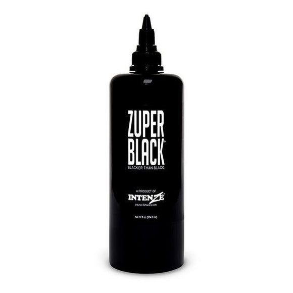 Zuper Black 12 oz.