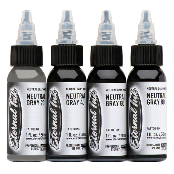 Neutral Gray Set