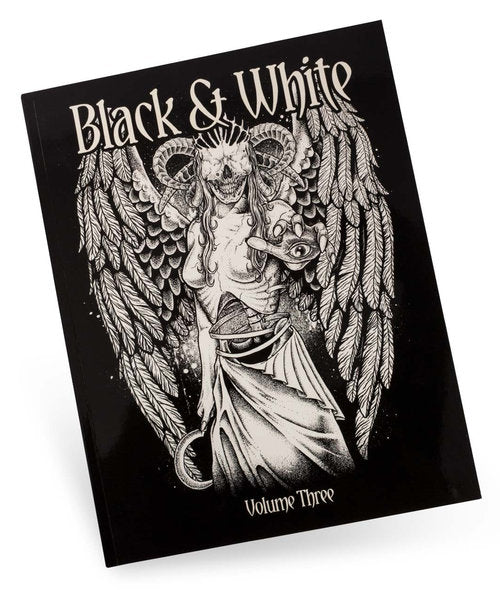 Black & White Volume Three