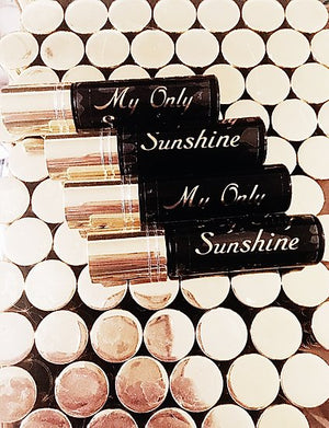 My Only Sunshine Oil