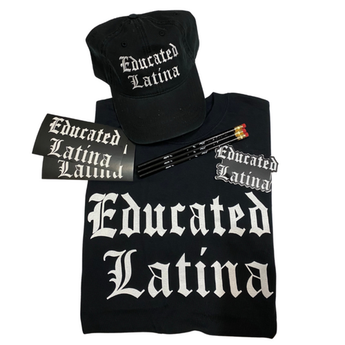 'Educated Latina' Gift Pack