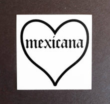 Load image into Gallery viewer, With Love Heart Stickers Mexicana