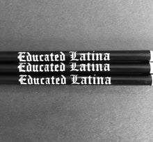 Load image into Gallery viewer, Expressive Pencils-'Chingona' and 'Educated Latina'