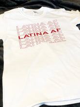 Load image into Gallery viewer, Latina AF Tee