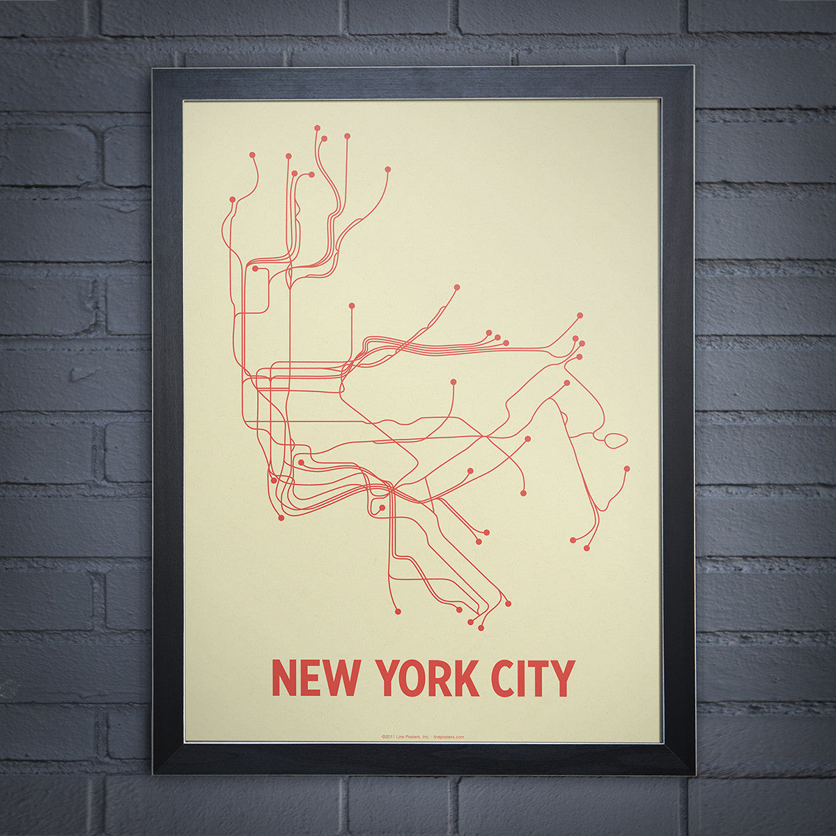 Poster design new york - New York City Poster