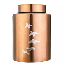 Load image into Gallery viewer, Stainless Steel Pet Urn